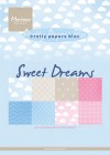 Marianne Design Pappersblock - Eline´s Sweet Dreams