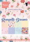 Marianne Design Pappersblock - Romantic Dreams
