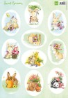 Marianne Design Klippark - Sweet Bunnies
