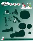 by  Lene - Dies - Snowmen in snowfight