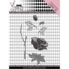Yvonne Creations Dies - Pretty Pierrot 2 - Rose