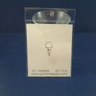 Gummiapan  - Stämpel - Glasstrut small