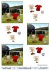Barto Design - 3D Klippark - Fotboll