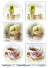Barto Design Klippark - Kopp & blommor