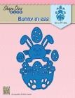 Nellie Snellen - Dies - Bunny in egg