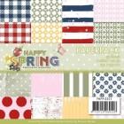 Precious Marieke - Pappersblock - Happy Spring
