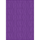 Crafters Companion Embossingfolder - Cable Knit