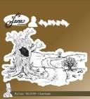 by Lene - Clearstamp - Fairy Tale Scene-2
