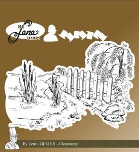 by Lene - Clearstamp - Fairy Tale Scene-3 - by Lene - Clearstamp - Fairy Tale Scene-3