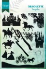 Marianne Design Clearstamp - Silhouette Fairytales