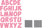 Marianne Design - Dies - Collectables - Alphabet