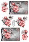Dan-Quick 3D Klippark - Blommor & glas