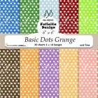 Felicita design - Papper - Basic Dots Grunge