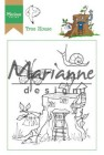 Marianne Design Clearstamp - Hetty´s Tree House