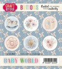Craft & You - Buttons - Baby World