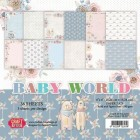 Craft & You - Pappersblock - Baby World