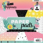 Studiolight Pappersblock - Creat Happiness 2