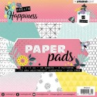 Studiolight Pappersblock - Creat Happiness 1