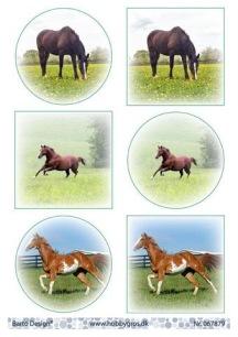 Barto Design Klippark - Hästar - Barto Design Klippark - Hästar