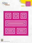 Nellie Snellen Multiframe - Dies - Block die - square