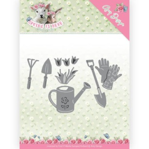 Amy Design - Dies - Spring is here - Garden Tools - Amy Design - Dies - Spring is here - Garden Tools
