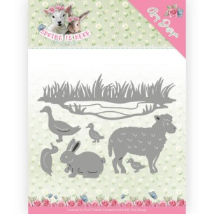 Amy Design - Dies - Spring is here - Spring Animals - Amy Design - Dies - Spring is here - Spring Animals