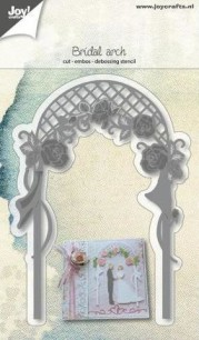 Joy Craft Dies - Bridal Arch - Joy Craft Dies - Bridal Arch