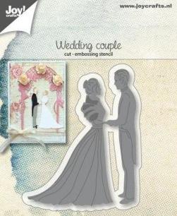 Joy Craft Dies - Wedding couple - Joy Craft Dies - Wedding couple