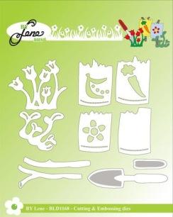 by Lene - Dies - Seed Bags - by Lene - Dies - Seed Bags