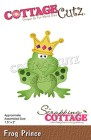Cottage Cutz Dies  - Frog Prince