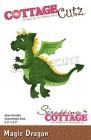 Cottage Cutz Dies - Magic Dragon