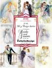 Felicita design Toppers - Bride and Groom
