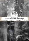 Felicita design - Papper - Black and White Grunge