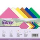 Jeaninés Art Pappersblock - A5 - Spring Landscapes