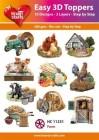 Easy 3D Utstansat - Farm