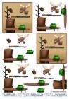 Barto Design - 3D Klippark - Jakt