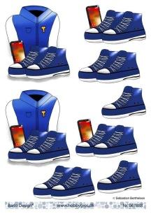 Barto Design - 3D Klippark - Killmotiv - Barto Design - 3D Klippark - Killmotiv