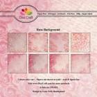 Dixi Craft Pappersblock - Rose Background