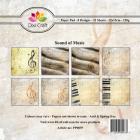 Dixi Craft Pappersblock - Sound of Music