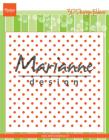 Marianne Design - Embossingfolder - Polka Dots