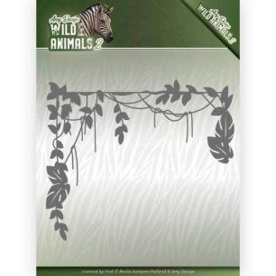 Amy Design - Dies - Wild Animals 2 - Jungle Branch - Amy Design - Dies - Wild Animals 2 - Jungle Branch