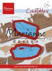 Marianne Design - Dies - CreaTables - Tiny´s Boat