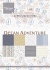 Marianne Design Pappersblock - Ocean Adventure