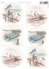 Marianne Design Klippark - Mattie´s Mooiste Boat