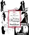 Felicita Design Toppers - Wedding Marriage