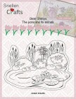 Nellie Snellen - Clearstamps - The pond and its animal - Pond