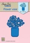 Nellie Snellen - Dies - Flower vase