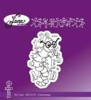 by Lene - Clearstamp - ABC Worm