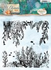 Studiolight - Clearstamp - Ocean View - Background stamp