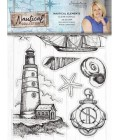 Clearstamps - Crafter´s Companion - Nautical Elements